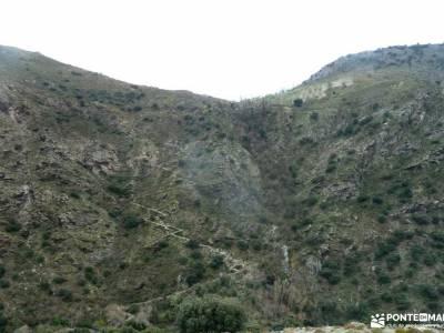Alpujarra Granadina-Viaje Semana Santa;hundido de armallones rutas senderismo cordoba cabeza lijar b